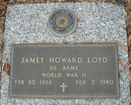 LOYD (VETERAN WWII), JAMES HOWARD - Faulkner County, Arkansas | JAMES HOWARD LOYD (VETERAN WWII) - Arkansas Gravestone Photos