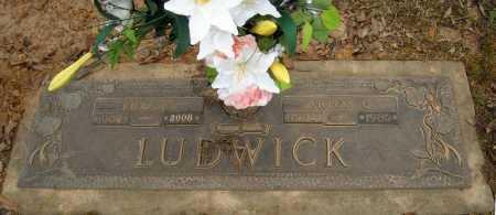 LUDWICK, ARLOS C. - Faulkner County, Arkansas | ARLOS C. LUDWICK - Arkansas Gravestone Photos