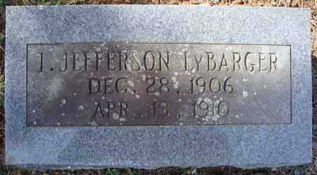 LYBARGER, I. JEFFERSON - Faulkner County, Arkansas | I. JEFFERSON LYBARGER - Arkansas Gravestone Photos