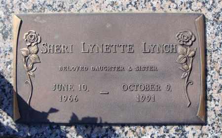 LYNCH, SHERI LYNETTE - Faulkner County, Arkansas | SHERI LYNETTE LYNCH - Arkansas Gravestone Photos