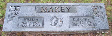 MAKEY, DOROTHY - Faulkner County, Arkansas | DOROTHY MAKEY - Arkansas Gravestone Photos