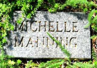 MANNING, MICHELLE - Faulkner County, Arkansas | MICHELLE MANNING - Arkansas Gravestone Photos