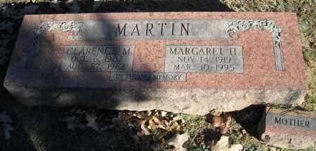 MARTIN, CLARENCE M. - Faulkner County, Arkansas | CLARENCE M. MARTIN - Arkansas Gravestone Photos