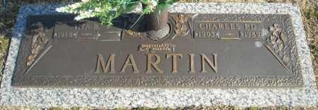 MARTIN, CHARLES ED - Faulkner County, Arkansas | CHARLES ED MARTIN - Arkansas Gravestone Photos
