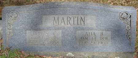 MARTIN, ADA B. - Faulkner County, Arkansas | ADA B. MARTIN - Arkansas Gravestone Photos