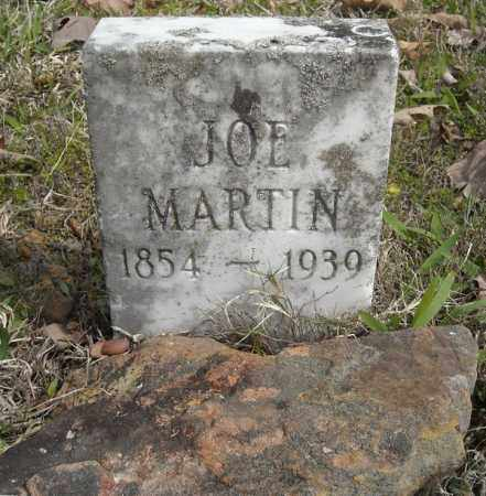 MARTIN, JOE - Faulkner County, Arkansas | JOE MARTIN - Arkansas Gravestone Photos