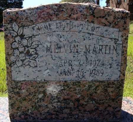 MARTIN, MELVIN - Faulkner County, Arkansas | MELVIN MARTIN - Arkansas Gravestone Photos