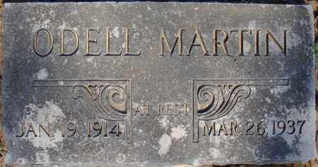MARTIN, ODELL - Faulkner County, Arkansas | ODELL MARTIN - Arkansas Gravestone Photos