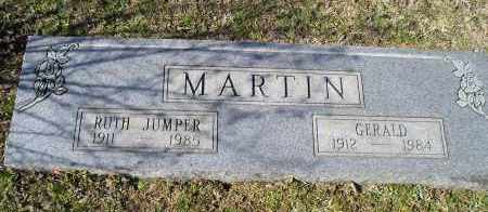 JUMPER MARTIN, RUTH - Faulkner County, Arkansas | RUTH JUMPER MARTIN - Arkansas Gravestone Photos