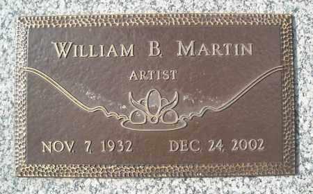 MARTIN, WILLIAM B. - Faulkner County, Arkansas | WILLIAM B. MARTIN - Arkansas Gravestone Photos
