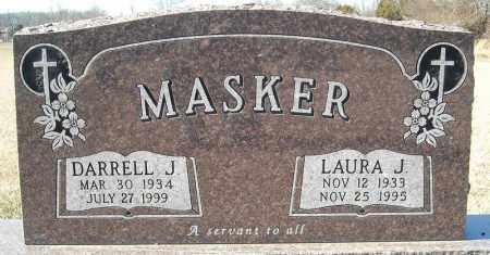 MASKER, DARRELL J. - Faulkner County, Arkansas | DARRELL J. MASKER - Arkansas Gravestone Photos