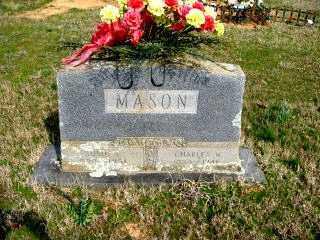 MASON, SUSIE A. - Faulkner County, Arkansas | SUSIE A. MASON - Arkansas Gravestone Photos