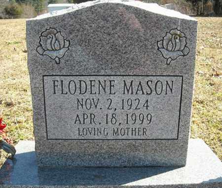 MASON, FLODENE - Faulkner County, Arkansas | FLODENE MASON - Arkansas Gravestone Photos