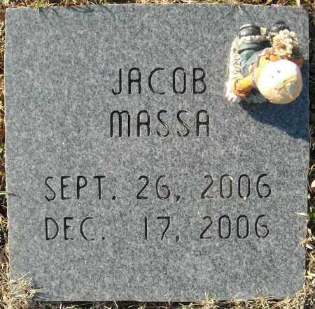 MASSA, JACOB - Faulkner County, Arkansas | JACOB MASSA - Arkansas Gravestone Photos