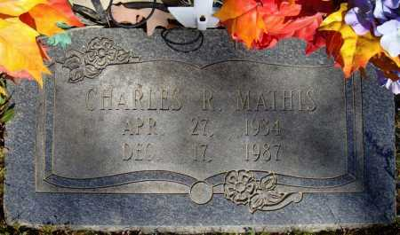 MATHIS, CHARLES R. - Faulkner County, Arkansas | CHARLES R. MATHIS - Arkansas Gravestone Photos
