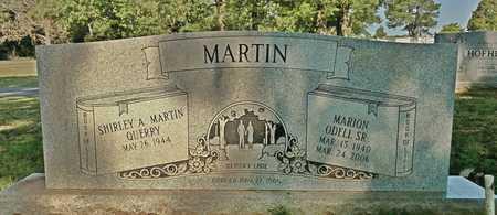 MARTIN, SR, MARION ODELL - Faulkner County, Arkansas | MARION ODELL MARTIN, SR - Arkansas Gravestone Photos