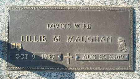 MAUGHAN, LILLIE M. - Faulkner County, Arkansas | LILLIE M. MAUGHAN - Arkansas Gravestone Photos