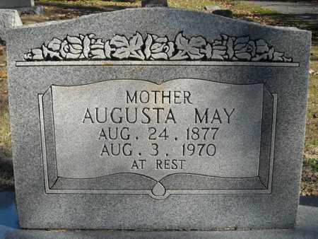 MAY, AUGUSTA - Faulkner County, Arkansas | AUGUSTA MAY - Arkansas Gravestone Photos