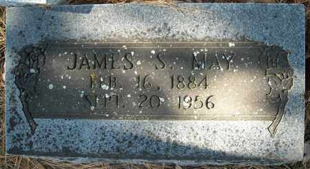 MAY, JAMES S. - Faulkner County, Arkansas | JAMES S. MAY - Arkansas Gravestone Photos