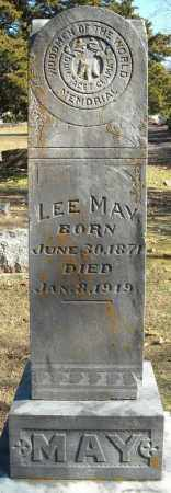 MAY, LEE - Faulkner County, Arkansas | LEE MAY - Arkansas Gravestone Photos