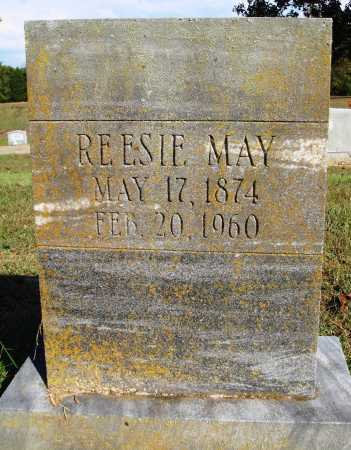 MAY, REESIE - Faulkner County, Arkansas | REESIE MAY - Arkansas Gravestone Photos