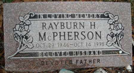 MC PHEARSON, MATBURN H. - Faulkner County, Arkansas | MATBURN H. MC PHEARSON - Arkansas Gravestone Photos