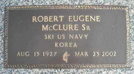 MCCLURE, SR (VETERAN KOR), ROBERT EUGENE - Faulkner County, Arkansas | ROBERT EUGENE MCCLURE, SR (VETERAN KOR) - Arkansas Gravestone Photos
