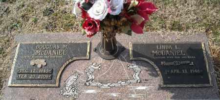 MCDANIEL, DOUGLAS M. - Faulkner County, Arkansas | DOUGLAS M. MCDANIEL - Arkansas Gravestone Photos