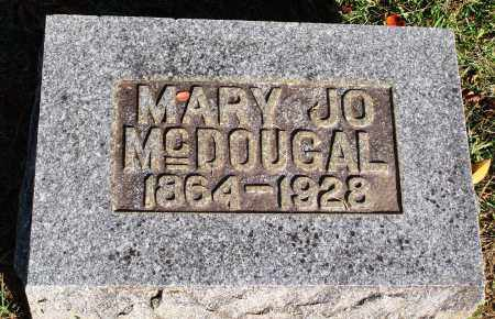 MCDOUGAL, MARY JO - Faulkner County, Arkansas | MARY JO MCDOUGAL - Arkansas Gravestone Photos