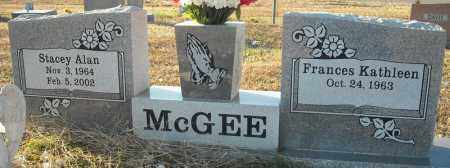 MCGEE, STACEY ALAN - Faulkner County, Arkansas | STACEY ALAN MCGEE - Arkansas Gravestone Photos