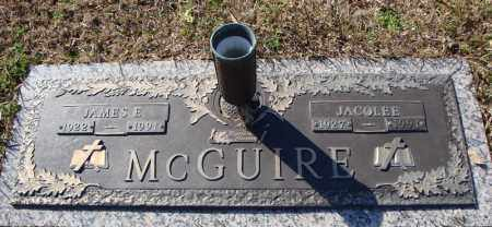 MCGUIRE, JACOLEE - Faulkner County, Arkansas | JACOLEE MCGUIRE - Arkansas Gravestone Photos