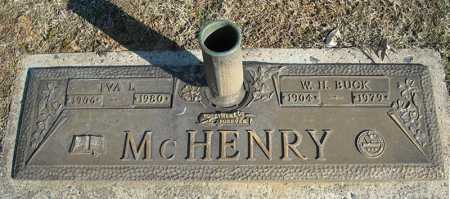 MCHENRY, W.H. BUCK - Faulkner County, Arkansas | W.H. BUCK MCHENRY - Arkansas Gravestone Photos