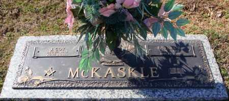 MCKASKLE, J. COY - Faulkner County, Arkansas | J. COY MCKASKLE - Arkansas Gravestone Photos