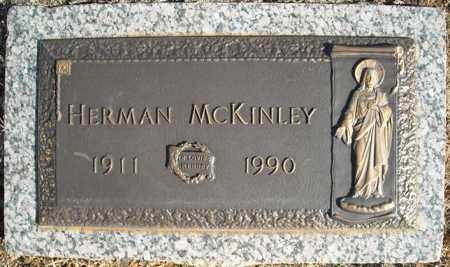 MCKINLEY, HERMAN - Faulkner County, Arkansas | HERMAN MCKINLEY - Arkansas Gravestone Photos