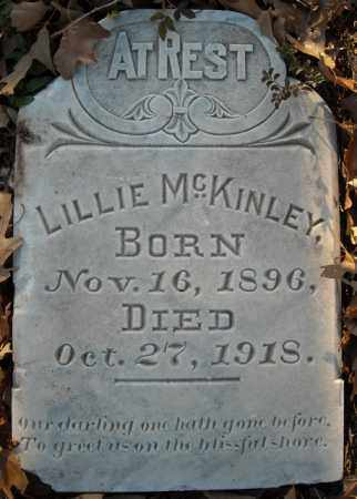 MCKINLEY, LILLIE - Faulkner County, Arkansas | LILLIE MCKINLEY - Arkansas Gravestone Photos