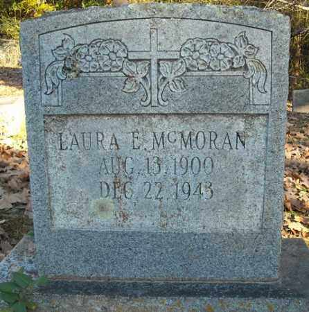 MCMORAN, LAURA E. - Faulkner County, Arkansas | LAURA E. MCMORAN - Arkansas Gravestone Photos
