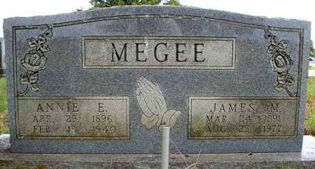MEGEE, JAMES M. - Faulkner County, Arkansas | JAMES M. MEGEE - Arkansas Gravestone Photos