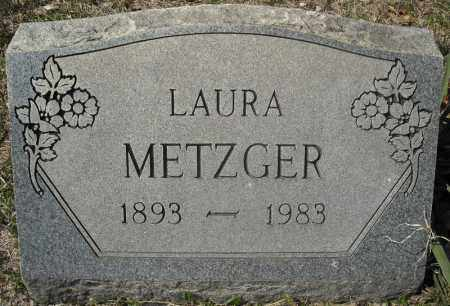 METZGER, LAURA - Faulkner County, Arkansas | LAURA METZGER - Arkansas Gravestone Photos