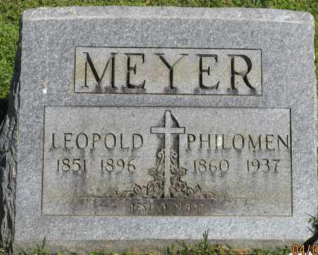 MEYER, PHILOMEN - Faulkner County, Arkansas | PHILOMEN MEYER - Arkansas Gravestone Photos