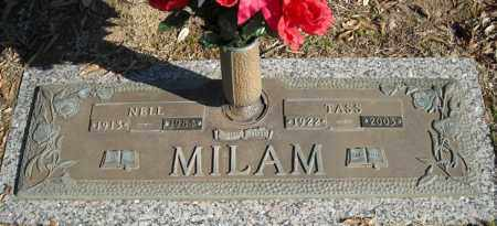 MILAM, NELL - Faulkner County, Arkansas | NELL MILAM - Arkansas Gravestone Photos