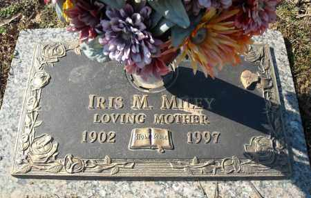 MILEY, IRIS M. - Faulkner County, Arkansas | IRIS M. MILEY - Arkansas Gravestone Photos