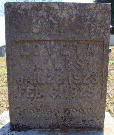 MILLS, LOVETA - Faulkner County, Arkansas | LOVETA MILLS - Arkansas Gravestone Photos