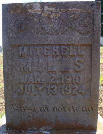 MILLS, MITCHELL - Faulkner County, Arkansas | MITCHELL MILLS - Arkansas Gravestone Photos