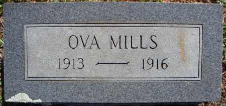 MILLS, OVA - Faulkner County, Arkansas | OVA MILLS - Arkansas Gravestone Photos