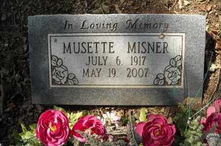 CURTNER MISNER, DICIE MUSETTE - Faulkner County, Arkansas | DICIE MUSETTE CURTNER MISNER - Arkansas Gravestone Photos