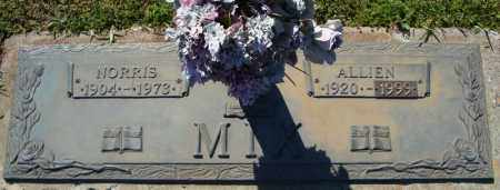MIX, ALLIEN - Faulkner County, Arkansas | ALLIEN MIX - Arkansas Gravestone Photos