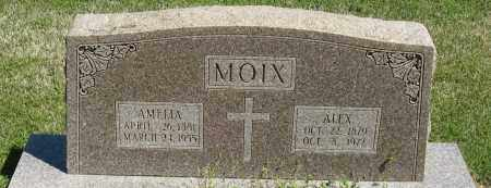 MOIX, AMELIA - Faulkner County, Arkansas | AMELIA MOIX - Arkansas Gravestone Photos