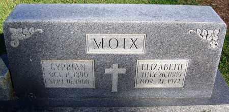 MOIX, CYPRIAN - Faulkner County, Arkansas | CYPRIAN MOIX - Arkansas Gravestone Photos