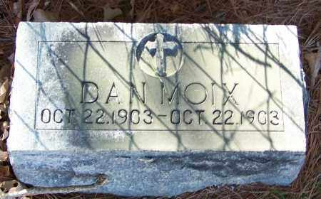 MOIX, DAN - Faulkner County, Arkansas | DAN MOIX - Arkansas Gravestone Photos