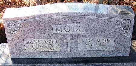 MAYOR MOIX, MARY - Faulkner County, Arkansas | MARY MAYOR MOIX - Arkansas Gravestone Photos